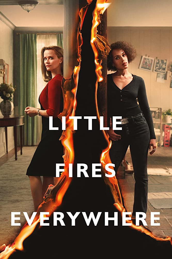 Reese Witherspoon and Kerry Washington in Little Fires Everywhere (2020)