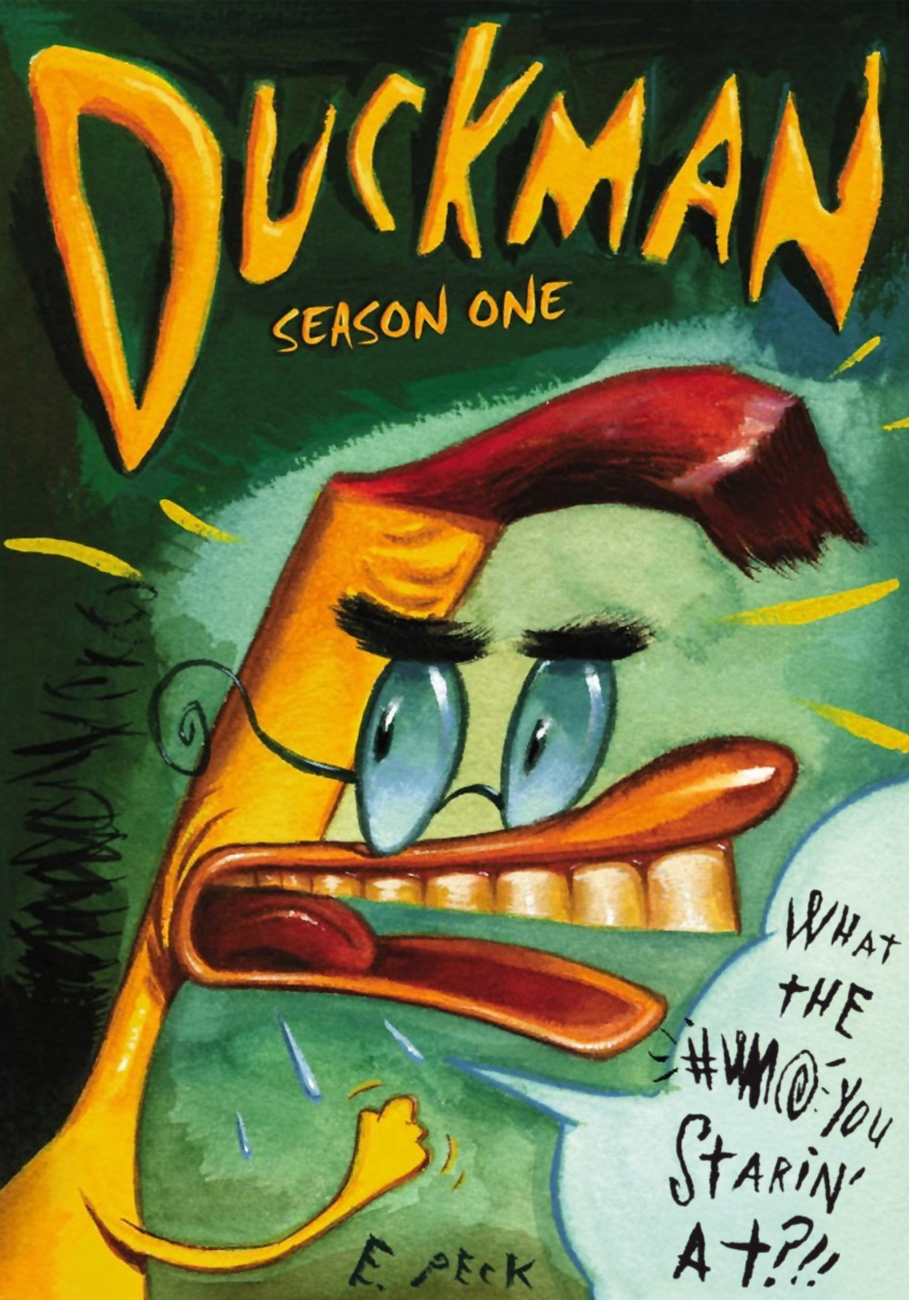 Duckman Private Dick Family Man Imdbpro