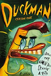 Where No Duckman Has Gone Before Poster