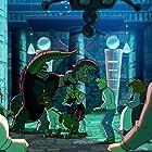 Matthew Lillard, Diedrich Bader, Grey Griffin, Fred Tatasciore, and Frank Welker in Scooby-Doo! Frankencreepy (2014)