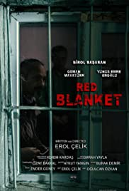 Red Blanket Poster