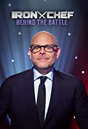 Iron Chef Behind the Battle Poster