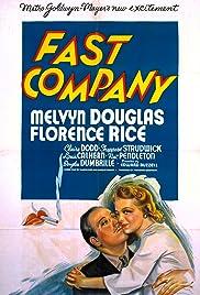 Fast Company(1938) Poster - Movie Forum, Cast, Reviews