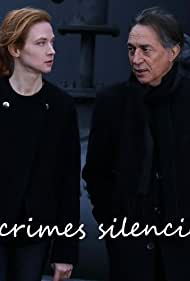 Richard Berry and Odile Vuillemin in Les crimes silencieux (2017)