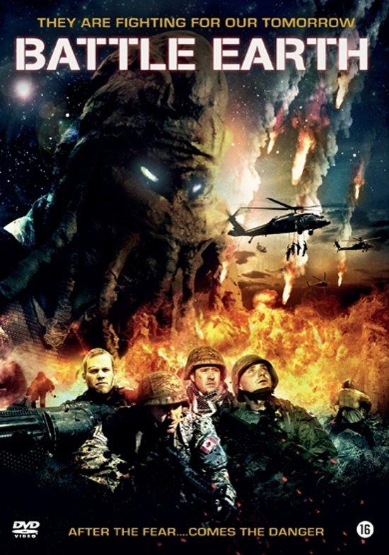 Battle Earth (2013) Hindi Dubbed HDRip x264 AAC 300MB Download