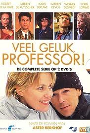 Veel geluk, professor! Poster