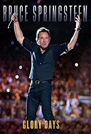 Bruce Springsteen: Glory Days Poster