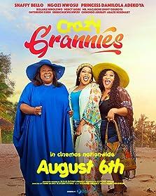 Crazy Grannies (2021)