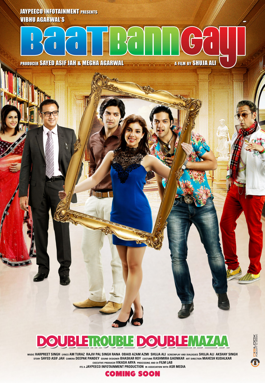 Baat Bann Gayi (2013) Hindi Movie 300MB HDRip 480p Free Download
