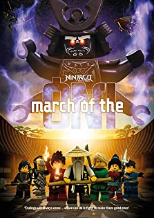 Ninjago: Masters of Spinjitzu (2011–2019)