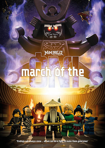 Lego Ninjago: Spinjitzu meistrai (5 sezonas) / Ninjago: Masters of Spinjitzu