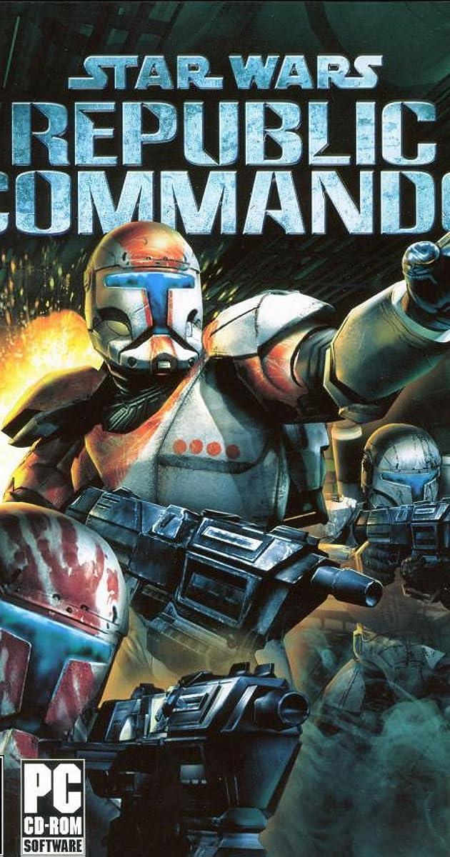 Star Wars: Republic Commando (Video Game 2005) - IMDb