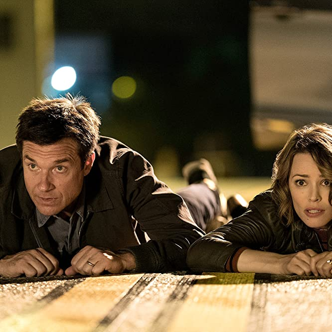 Jason Bateman and Rachel McAdams in Game Night (2018)