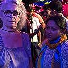 Sabine Lancelin and Rubaiyat Hossain in Made in Bangladesh (2019)