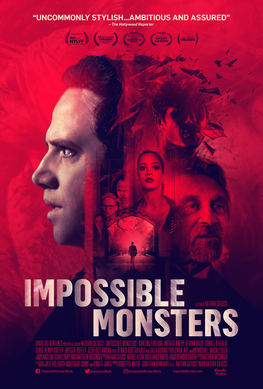 NEĮMANOMI MONSTRAI (2019) / Impossible Monsters