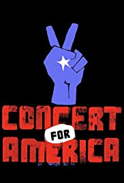 Concert for America Poster