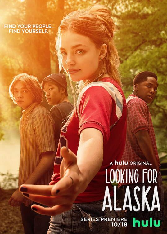 Ieškant Aliaskos (1 sezonas) / Looking for Alaska Season 1