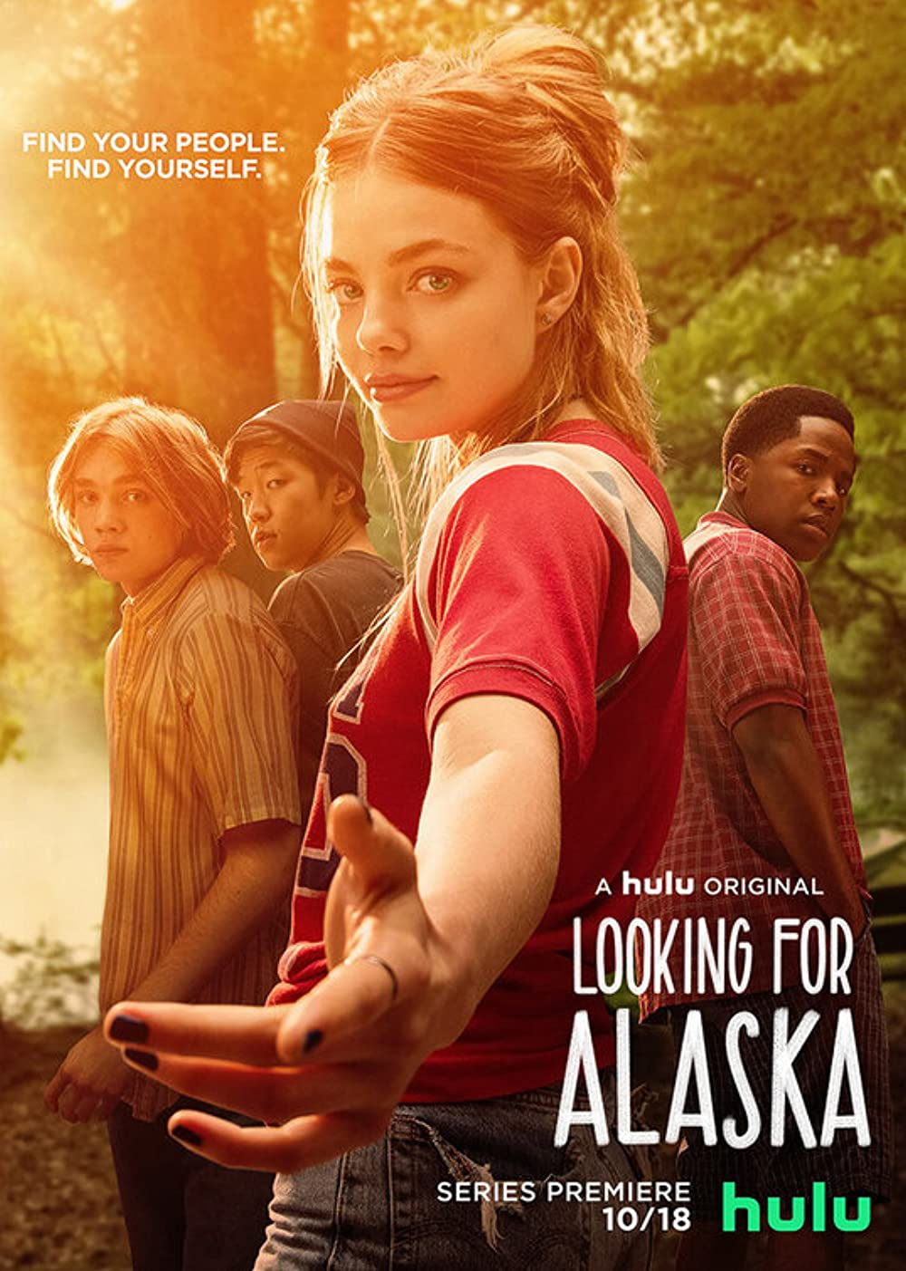 Looking For Alaska Hbo Nordic