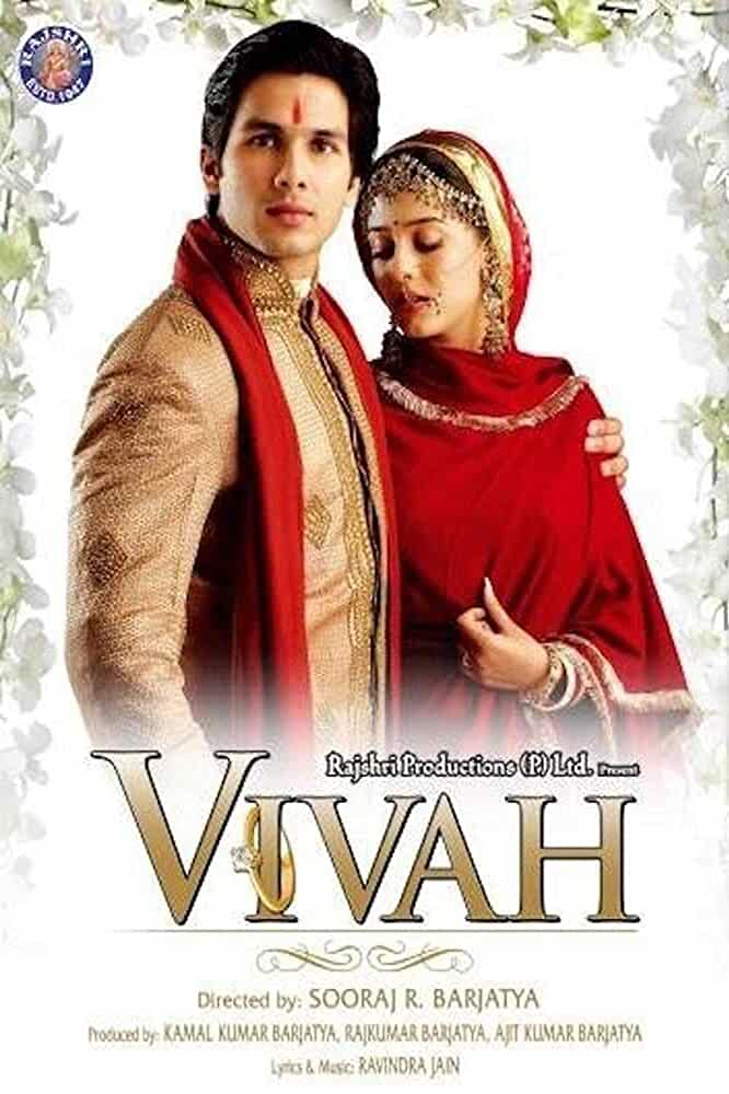 Movie Shot In Uttarakhand in Vivah (2006)