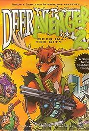 Deer Avenger 2: Deer in the City Poster
