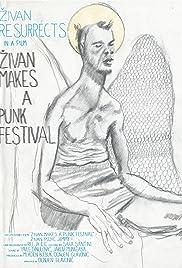 Zivan Makes a Punk Festival Poster