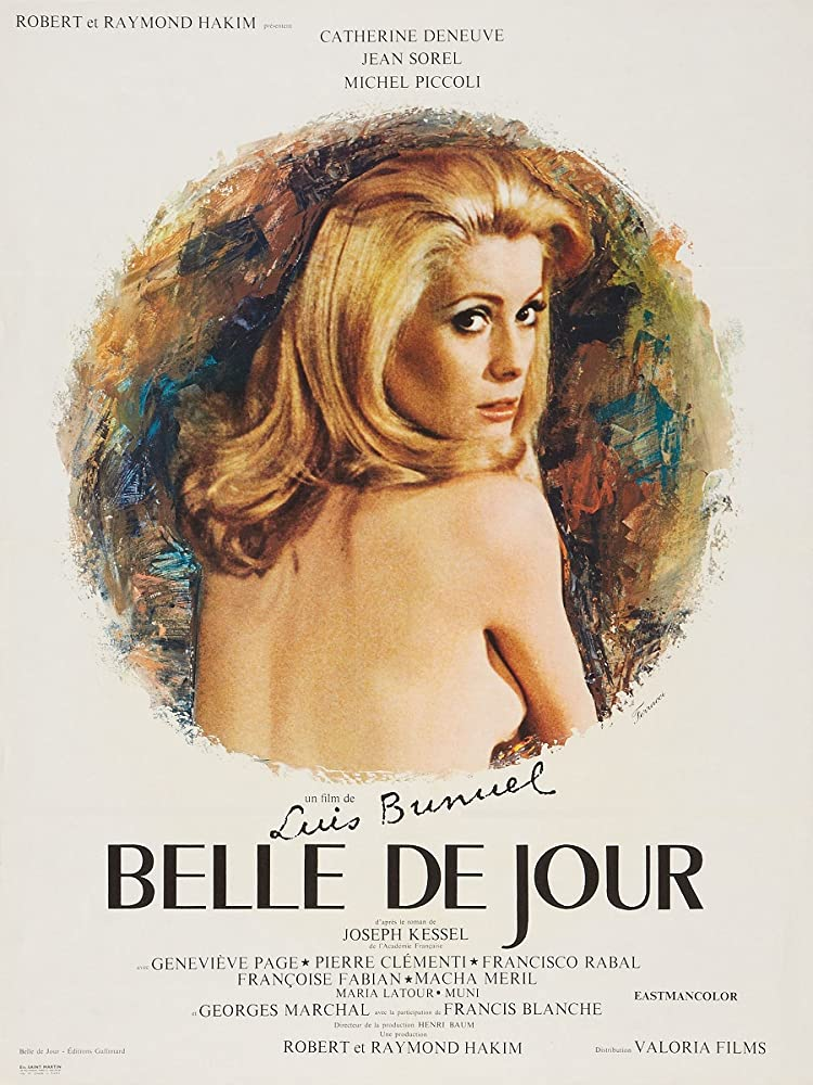 Catherine Deneuve in Belle de jour (1967)