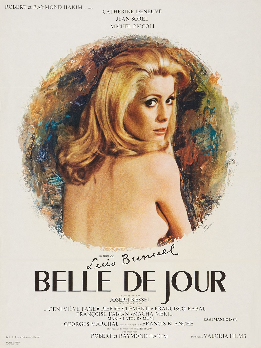 Belle de Jour (1967) BluRay 720p