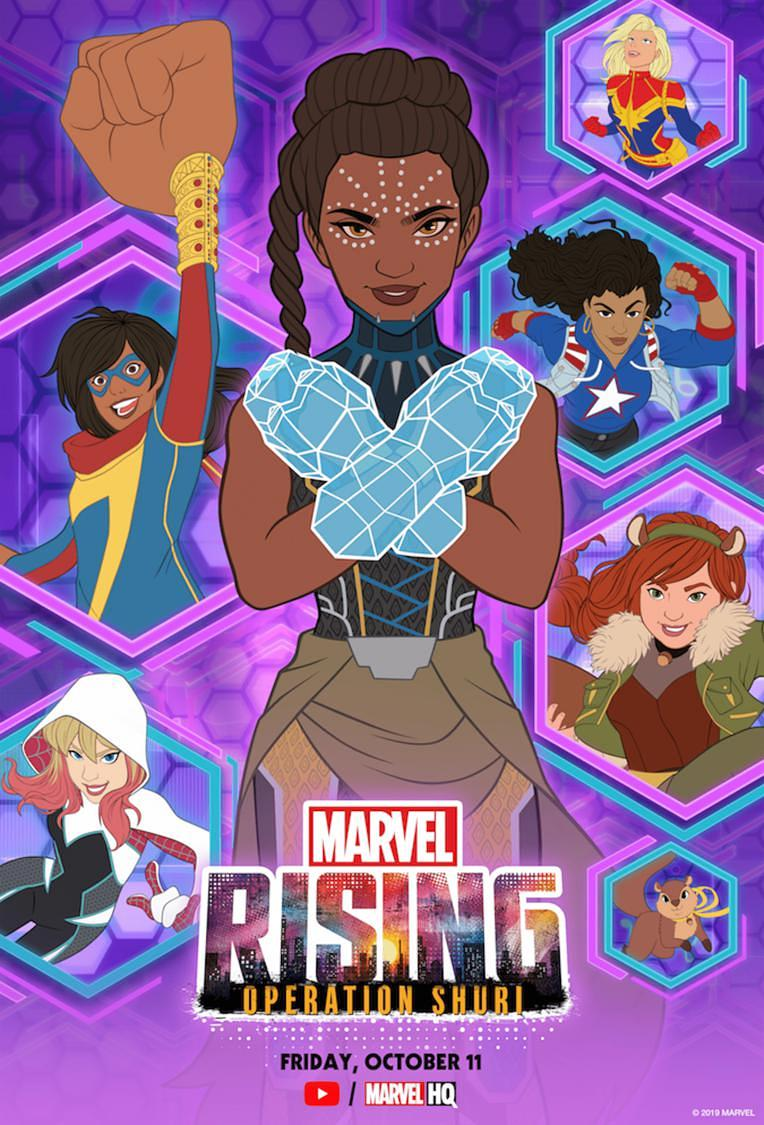 Watch Marvel Rising: Operation Shuri free soap2day