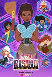 Marvel Rising: Operation Shuri (2019)