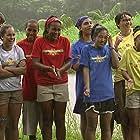 Antonio Iannicelli, Monroe Gierl, Kareem Nugent, Chris Vanderweir, Bryanah Bascon, Rachel Lofton, Lindi Oest, and Willa Zhou in Endurance (2002)
