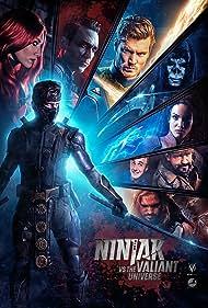 Ninjak vs the Valiant Universe (2018)