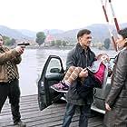 Wolf Bachofner, Peter Davor, Ursula Strauss, and Milica Bogojevic in Schnell ermittelt (2009)