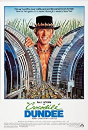Crocodile Dundee (1986) Poster - Movie Forum, Cast, Reviews