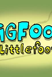 Bigfoot Littlefoot Poster