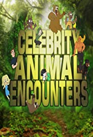 Celebrity Animal Encounters Poster
