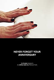 Never Forget Your Anniversary Poster