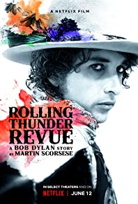 Rolling Thunder Revueเปิดตำนานบ็อบ ดีแลนโดยมาร์ติน สกอร์เซซี่