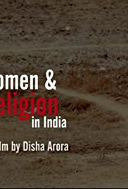Women and Religion in India Poster