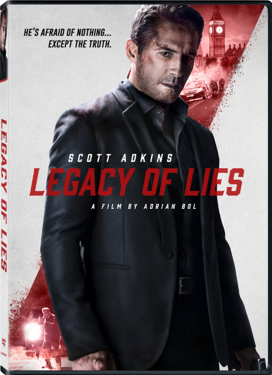Scott Adkins in Legacy of Lies (2020)
