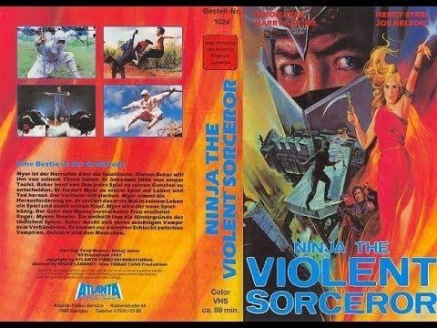 Ninja, the Violent Sorceror (1982)