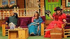 Vishal Bharadwaj & Rekha Bharadwaj in Kapil's Show