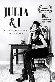 Nina Hobert and Julia Werup in Julia & jag (2021)