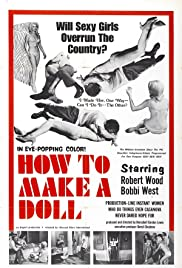 How to Make a Doll (1968) 720p