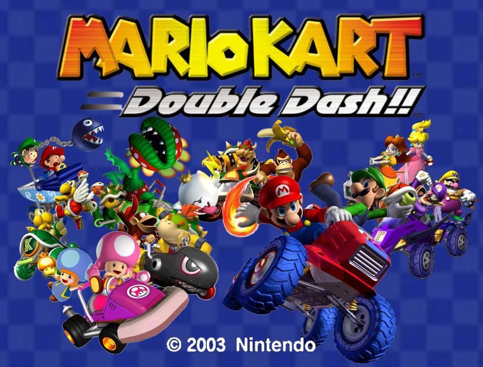 Mario Kart Double Dash 2003