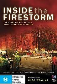 Inside the Firestorm Poster