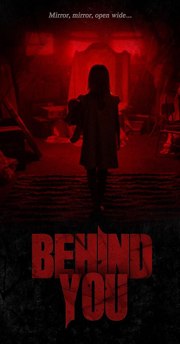 behind you