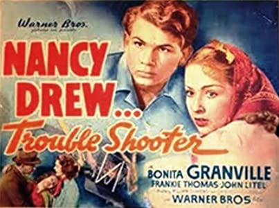 Nancy Drew... Trouble Shooter USA