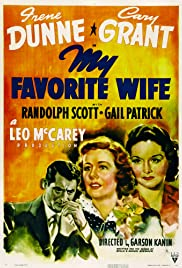 My Favorite Wife (1940) Poster - Movie Forum, Cast, Reviews