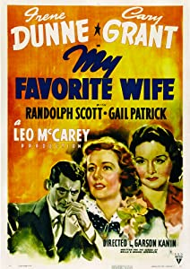 Top 10 most downloaded movies My Favorite Wife by Irving Reis [480i]