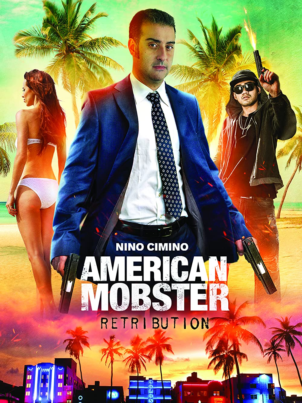 American Mobster Retribution 2021 English 221MB HDRip ESubs Download